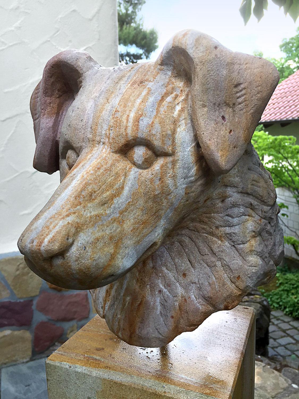 Hund, Buntsandstein